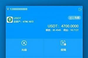 【USDT虚拟货币】金融理财接单返利程序源码[无加密授权]