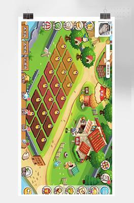 养殖农场游戏开发农场养殖游戏理财养殖赚钱的农场游戏app